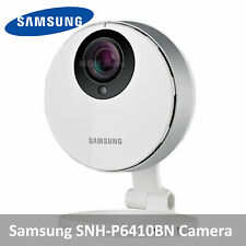 Samsung SNH-P6410BN Home Smart Cam Full HD Wifi 1080p IP Camera w/microSD Slot