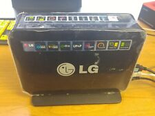 LG N1T1 3in1 NAS External 1TB HDD with built in dvdrw  demo unit never been Used