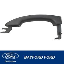 DOOR HANDLE ASSEMBLY SUITS FORD EVEREST & RANGER - NEW GENUINE FORD PART BLACK
