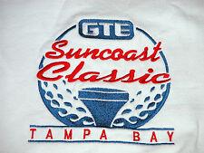 Vtg 90s GTE Suncoast Classic Tampa Bay FL Golf TPC Sweatshirt Pullover Shirt L