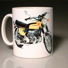 Suzuki GT550 j (jaune) mug (#87)