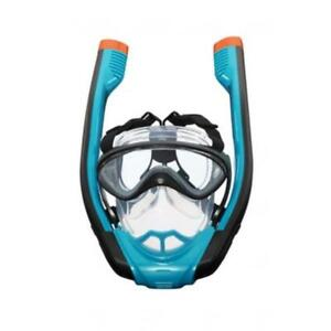 Bestway Hydro-Pro SeaClear Flowtech Swimming Diving Snorkeling Mask S/M 24060