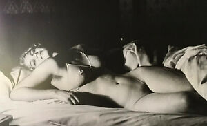 BERLIN NUDE - Helmut Newton Special Collection Photolitho Archival Mat