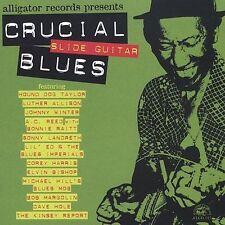 Crucial Slide Guitar Blues, New Music