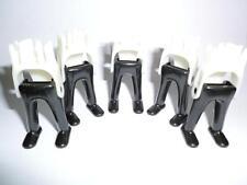 Playmobil 5. garde piernas pantalones Lang negro zapatos negro Royal Yuryatin pliegue