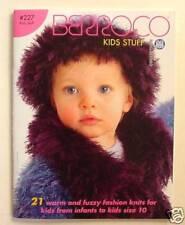 BERROCO PATTERN BOOK #227 *KIDS STUFF*