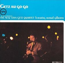 au Go Go Stan Getz Quartet West Germany IMPORT CD 1987 Verve SHIPS FROM USA