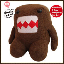 TALKING DOMO KUN PLUSH DOLL BEAR KIDS CHILD SOFT SOUND RECORDER STUFFED TOY GIFT