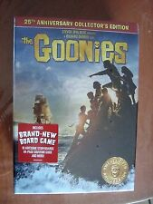 The Goonies 25th Anniversary Collectors Edition DVD w/ board game made in USA
