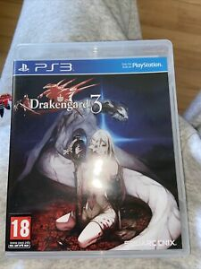 Drakengard 3 PS3 Game Complete
