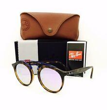 New RayBan Sunglasses 4256 6266/B0 Large Havana 49•20•150 With Original Case