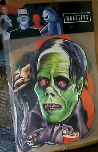 Trick or Treat Studios Universal Monsters Mummy Wall Decor Vintage Style Horror