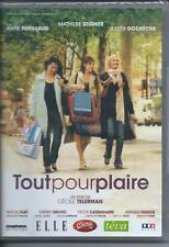 DVD tout pour plaire Anne Parillaud, Judith Godrèche Neuf sous cellophane