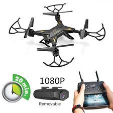 KY601S Drone 5MP 1080P WiFi 110° FPV Kamera 20 min Flugzeit Drohne RC Quadcopter