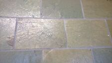 Slate tiles 200x300mm Desert Rose about 14mm thick price for 1m2 $22