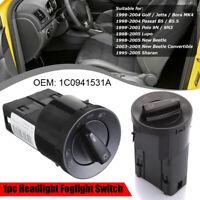 Head Light Switch Control For VW GOLF JETTA MK4 / PASSAT B5 B5.5 EURO 1C0941531A