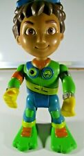 "Go Diego Go Extreme Rescue Scuba Mission  Figurine Only.. 6.8"" Tall or 17cm."
