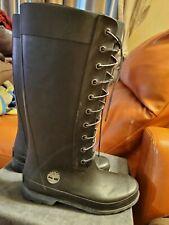 Timberland Knee High Rain Boots Size 7