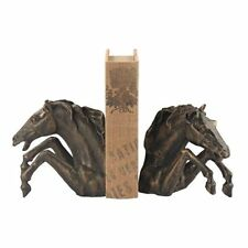 Sterling Industries Bronze Home Décor Bookends