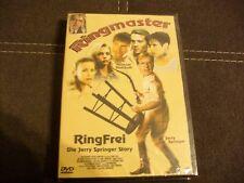 Ringmaster | Ring frei - Die Jerry Springer Story | DVD | Neuware