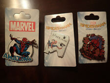 Disney - Amazing Spiderman - Pin - Marvel 2017 Spider-Man Homecoming Lot 3