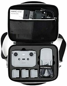 Carrying Case Compatible with DJI Mavic Air 2 Fly More Combo Drone