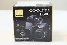 📷 NEW 📷 Nikon COOLPIX B500 16MP Digital Camera W/ 40x optical zoom Wi-Fi & NTF