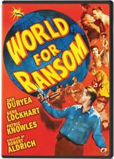 World for Ransom [New DVD]