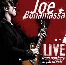 Joe Bonamassa - Live From Nowhere In Particular (NEW 2 VINYL LP)