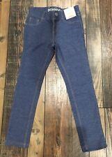 NWT Gymboree Pocketful of Sunshine Blue Denim Jeggings Pants Girls Size 6 79d3501a854