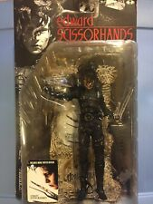 McFarlane 7in Edward Scissorhands Figure —Never Opened