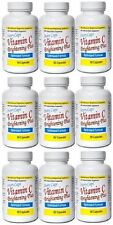 9 Ivory Caps Vitamin C Brightening Plus bearberry extract malic acid niacinamide