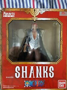 figurine one piece figuarts zero shanks