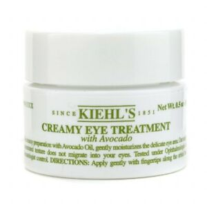 NEW Kiehl's Creamy Eye Treatment with Avocado 14gl Womens Skin Care