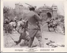 Tony Curtis in Taras Bulba 1962 vintage movie photo 23869