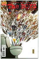 THE BOYS #72, VF+ Garth Ennis, Darick Robertson, 2006, more in our store