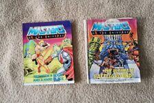 Masters of the Universe mini cómic