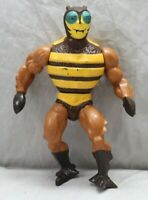 Vintage Masters Of The Universe Buzz Off Figure Motu He-Man
