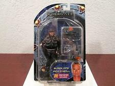 2006 STARGATE SG-1 BLACK OPS JACK O'NEILL PREVIEWS EXCLUSIVE FIGURE MINT/SEALED