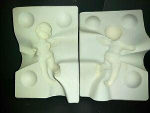 Holland Molds H-820 Cherub Angel Ceramic Slip Casting Mold