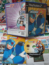 Playstation 2 PS2:Megaman X 7 [TOP CAPCOM / ROCKMAN] COMPLET - Fr