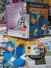 Playstation 2 PS2:Megaman X 7 [TOP CAPCOM / ROCKMAN] COMPLET - Fr