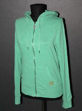 Victoria's Secret Supermodel women's green track jacket Size M