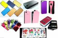 Apple Leather Mobile Phone Cases and Covers with Clip