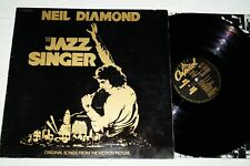 Neil Diamond – The Jazz Singer, Soundtracks, LP, FOC, DE 1980, vg+