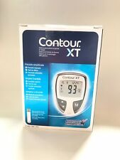 Blood Glucose Monitoring System contour XT Diabetes test strips Ascencia Bayer