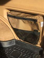 Jeep Cherokee XJ rear storage bag- Coyote