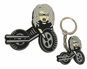 Lady Gaga Motorcycle Born This Way USB Drive & Key Chain Gift Set New Official