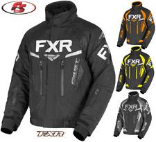2021 Fxr Men's Team Fx Snowmobile Jacket Black/Hi-Vis/Orange/Ti M L Xl 2Xl 3Xl