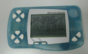 Bandai WonderSwan in türkis/Transparent, SW-001 #2